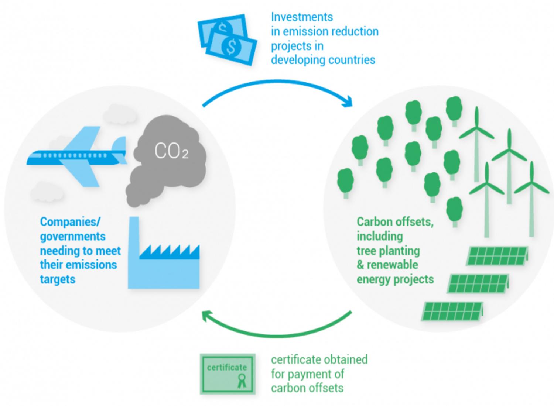 Les compensations carbone ne nous sauveront pas